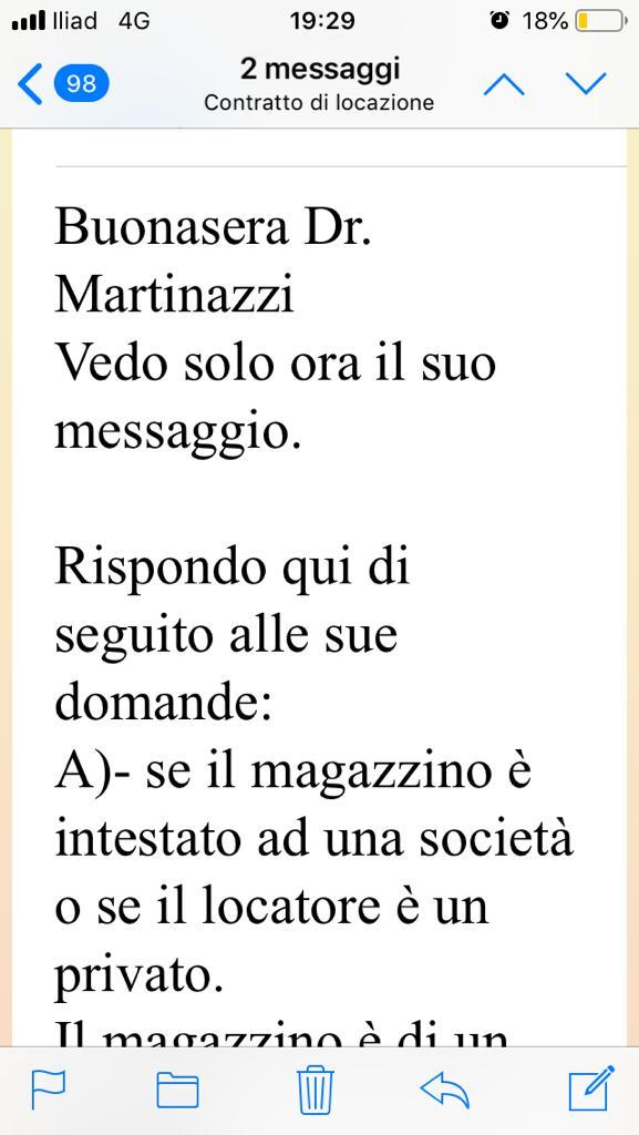 dottor martinazzi