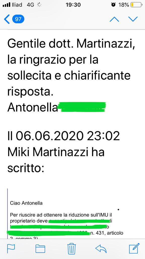 gentile dottor martinazzi